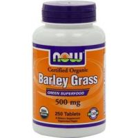 Organic barley grass 500mg - 250 tabs - Compre online em MASmusculo