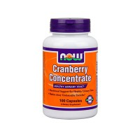 Cranberry concentrate - 100 caps - Now Foods
