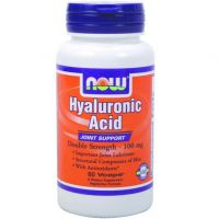 Hyaluronic acid 100mg 2x plus - 120 vcap