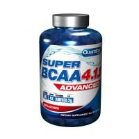 Super BCAA Anabol 4:1:1 - - 200 Tabs - Quamtrax
