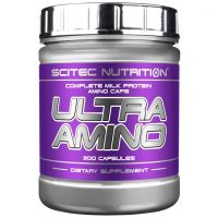 Ultra Amino - 500 capsules- Buy Online at MOREmuscle
