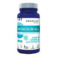 Magnesium 360mg - 60 tablets