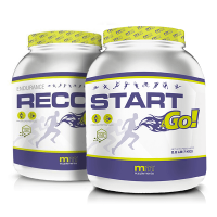 Pack start &go and reco &go + bottle free - MM Supplements