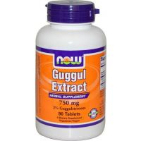 Guggul Extract 750Mg 90 Caps [Now]