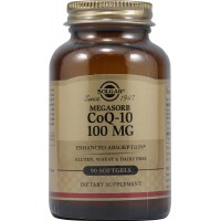 Megasorb coq10 100mg - 90 softgel