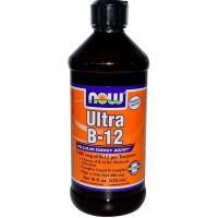 Ultra B12 - 473ml [Now Foods]