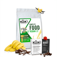 Complete Food - 1kg + Flavour Boost