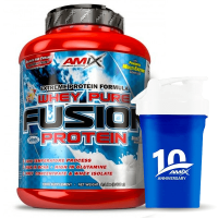 Whey Pure Fusion - 2.3 kg + Shaker as GIFT