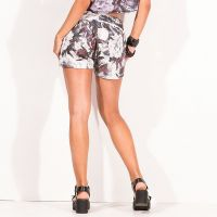 Short sweat gray garden - Acquista online su MASmusculo