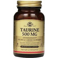 Taurine 500mg - 100 vcaps - Compre online em MASmusculo