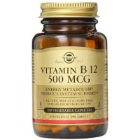 Vitamin b12 500mcg - 100 vcaps- Buy Online at MOREmuscle