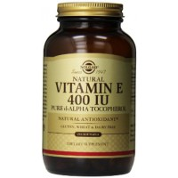 Vitamina E 400IU Alpha - 250 Softgels