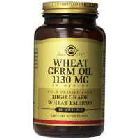 Aceite de Germen de Trigo 1130mg - 100 Softgels