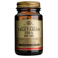 Omega 3 vegetarian dha 100 mg - 30 softgels