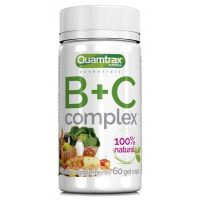 B+c complex - 60 caps - Kaufe Online bei MOREmuscle