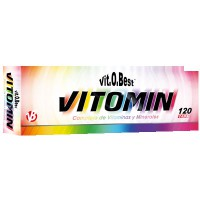 Vitamine complex - 120 caps- Buy Online at MOREmuscle