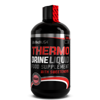 Thermo Drine Liquid de 500ml de Biotech USA (Diuréticos)