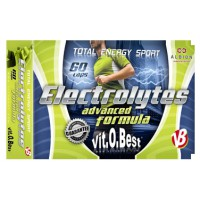 Electrolyte - 60 caps - Compre online em MASmusculo