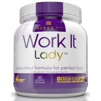 Work it lady - 337g - Acquista online su MASmusculo