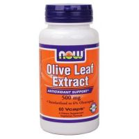 Olive leaf extract 500mg - 60 vcaps