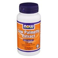 Saw palmetto 2x 160mg - 120 softgel