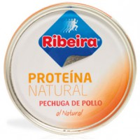 Natural chicken breast - 160g - Ribeira