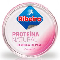 Natural turkey breast - 160g - Ribeira