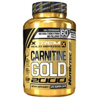 Carnitine gold - 120 caps - Kaufe Online bei MOREmuscle