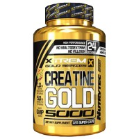 Creatine gold 5000 - 120 caps- Buy Online at MOREmuscle