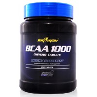 BCAA 1000 - 250 tabs (masticables)