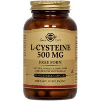 L-cysteine 500mg - 90 vcaps