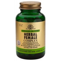 Herbal female complex - 50 vcaps - Acquista online su MASmusculo