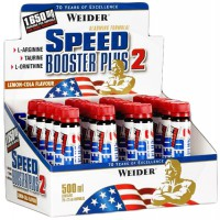 Speed booster plus 2 - 25ml - Weider