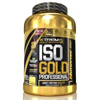 Iso gold professional - 2,23 kg- Buy Online at MOREmuscle