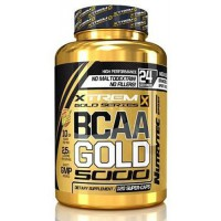 Bcaa gold 5000 8:1:1 - 120 caps