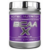 bcaa x 330 caps. - Buy Online at MOREmuscle