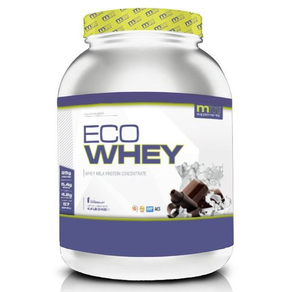Eco Whey - 2 kg [MM Supplements]