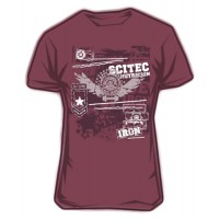 Camiseta Made of Iron [Scitec]