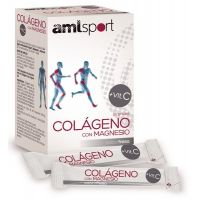 Colageno + magnesio + vit c - 5g- Buy Online at MOREmuscle