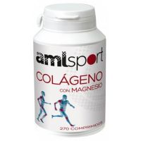 Colageno con magnesio - 270 comp - Kaufe Online bei MOREmuscle