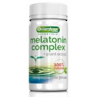 Melatonin complex - 30 caps- Buy Online at MOREmuscle