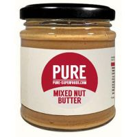 Mixed nuts butter pure organic - 250g- Buy Online at MOREmuscle