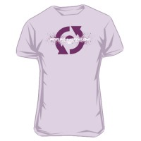 t shirt girl orchid 96´ - Acquista online su MASmusculo
