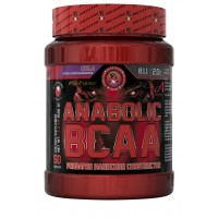 Anabolic bcaa - 500g - Kaufe Online bei MOREmuscle