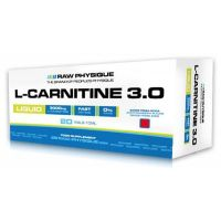 L-Carnitine 3.0 - 20 vials - Raw Physique