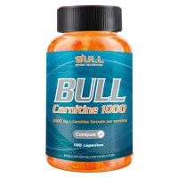 Carnitine 1000 - 100 capsules- Buy Online at MOREmuscle