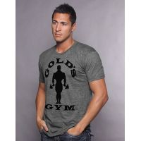 Camiseta Burnout Crew de Gold's Gym
