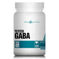 GABA - 120 cápsulas [Tested Nutrition]
