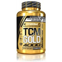 Tcm gold 4000 - 120 caps- Buy Online at MOREmuscle