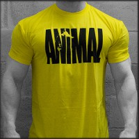 Camiseta Animal Amarilla